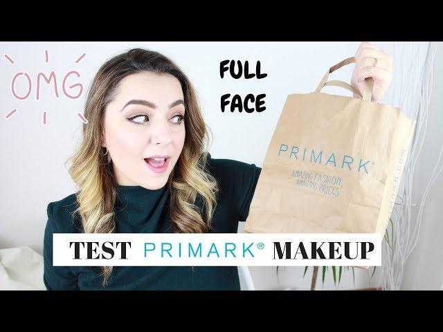 Mi trucco con solo prodotti PRIMARK // VIDEO